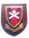 3 RSME Royal School of Military Engineers Military Wall Plaque Shield
